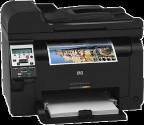 фото Многофункциональное устройство HP LaserJet Pro 100 M175nw