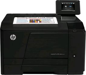 фото Принтер HP LaserJet Pro 200 Color M251nw