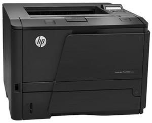 Фото лазерного принтера HP LaserJet Pro 400 M401d