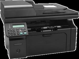 фото Многофункциональное устройство HP LaserJet Pro M1212nf