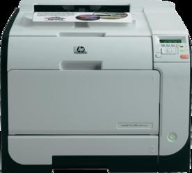 фото Принтер HP LaserJet Pro 300 Color M351a