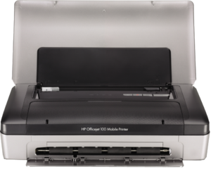HP Officejet 100 Mobile Printer L411