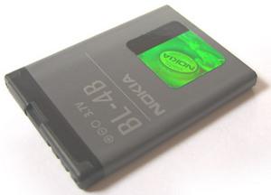 фото Аккумулятор для Nokia 6111 BL-4B ORIGINAL