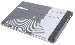 фото Аккумулятор для Nokia 6100 BL-4C ORIGINAL