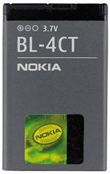 Фото аккумуляторной батареи Nokia BL-4CT