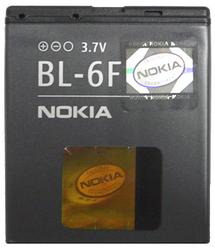 фото Аккумулятор для Nokia N95 8GB BL-6F ORIGINAL