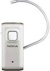 Фото Nokia BH-800 Silver-White