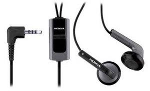 Фото гарнитуры для Nokia 5300 HS-47