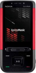 Фото Nokia 5610 XpressMusic