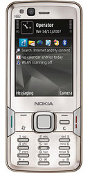 Фото Nokia N82