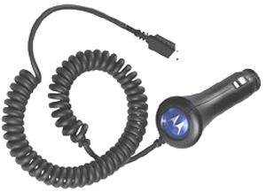 Фото автомобильной зарядки для Motorola C975