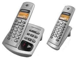 фото Радиотелефон Motorola D412