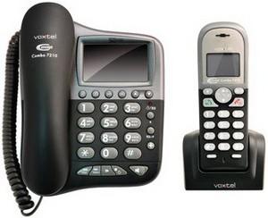 фото Радиотелефон Voxtel Concept Combo 7210