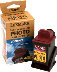 фото Картридж для Lexmark Color Jetprinter Z22 12A1990