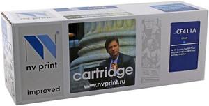 фото Картридж для HP LaserJet Pro 400 Color MFP M475 NV Print CE411A
