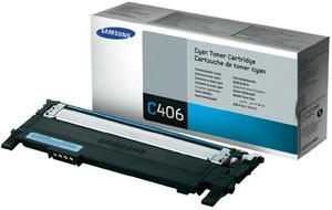 Фото тонера для картриджа Samsung CLX-3305 CLT-C406S