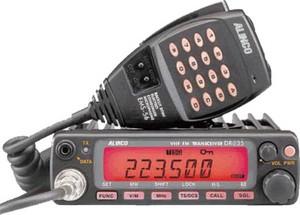 Фото радиостанции Alinco DR-135 TA