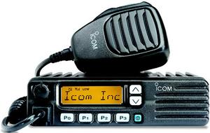 Фото радиостанции Icom IC-F211