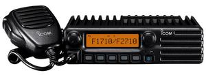 Фото радиостанции Icom IC-F2710