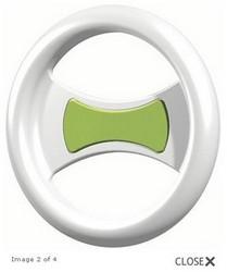фото Держатель в виде руля для Apple iPhone 4 Clingo Universal Game Wheel