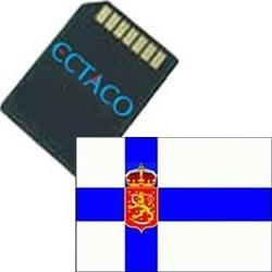 фото SD карта для Ectaco Partner ER-900 рус.-финский