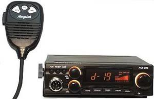 Фото радиостанции MegaJet MJ-600