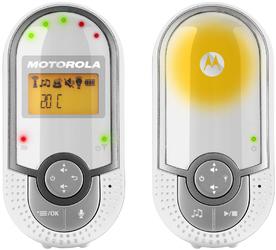 фото Радионяня Motorola MBP 16