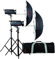 фото Комплект студийного оборудования Multiblitz Profilux 250 LUXKIT-2