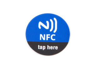 фото Метка NFC PR PVC Anti-Metal Sticker W2