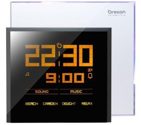 фото Настольные часы Oregon Scientific RM901