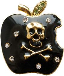 фото Наклейка Partner Пиратское яблоко