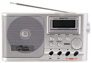 Фото радиоприемника Ritmix RPR-1380