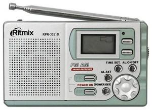 Фото радиоприемника Ritmix RPR-3021