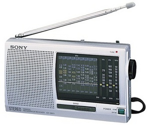 фото Радиоприёмник Sony ICF-SW11