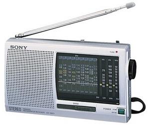 Фото радиоприемника Sony ICF-SW11