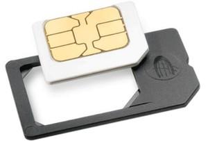 фото Переходник с Micro-SIM на SIM