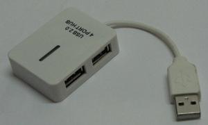 Фото USB хаба на 4 порта