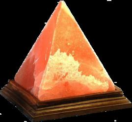 фото Соляная лампа Wonder Life Пирамида 0.5 кг