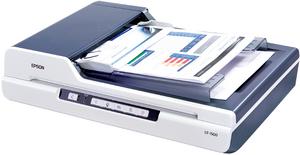 Фото планшетного сканера Epson GT-1500
