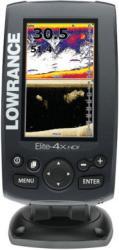 фото Lowrance Elite-4x HDI 83/200