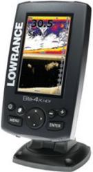 фото Lowrance Elite-4x HDI 83/200+455/800