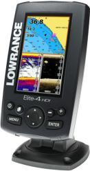 фото Lowrance Elite-4x Ice Machine HDI