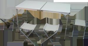 фото WoodLand Picnic Table Set