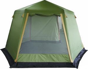 Фото палатки-кухни Green Land Polygon 400
