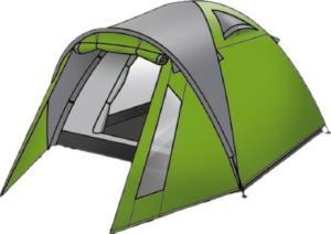 Фото палатки Indiana VENTURA 3
