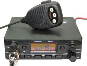 Фото радиостанции MegaJet MJ-450