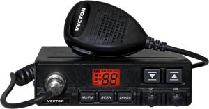 Фото радиостанции Vector VT-27 Radius