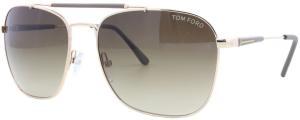 фото Поляризационные очки Tom Ford FT0377 28K
