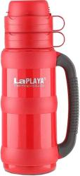 Фото термоса LaPLAYA Traditional Dark-Red 1.8L