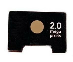 фото Защитное стекло камеры для Motorola RAZR V3x (основная)